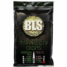 0.25 BB'S BLS TRACER VERDE (FABRICANTE MADBULL)