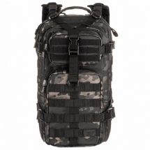 MOCHILA ASSAULT INVICTUS 30L MULTICAM BLACK
